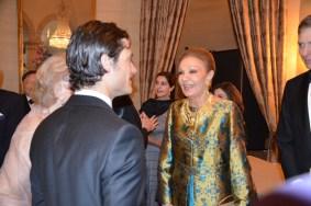 HM Queen Farah Pahlavi