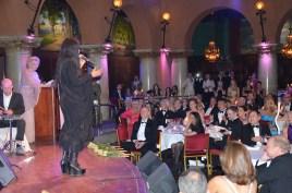Loreen sjunger för de Kungliga gästerna