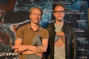 Ernst Billgren med son