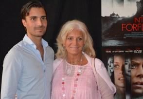 Grete Qviberg med Christian Jacobsson
