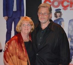 Birger Schlaug med fru