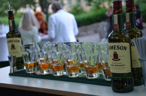 Jameson sponsor