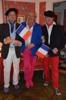 Franskt temakväll