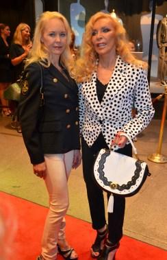 Marushka & Margot Fallai