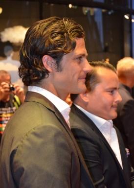 Prins Carl Philip & Oscar Kylberg