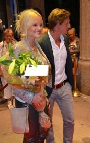 Madeleine Rahm, Johan Andersson