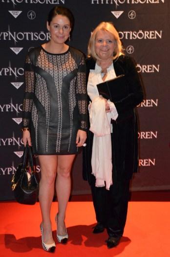 Pingis Hadenius & Hermine Coyet Ohlén