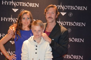Mikael Persbrandt med Sanna Lundell & Oscar Pettersson