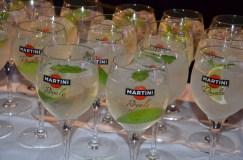 Svala Martini coctails
