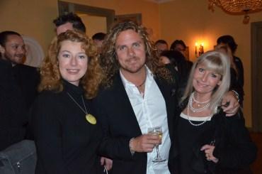 Larisa Johansson, Jakob Samuel, Ann Schulman