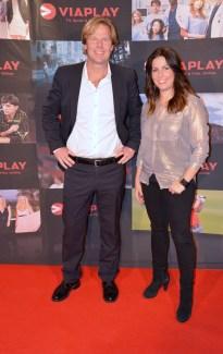 Niclas Ekdahl & Janette Cohen Scalie