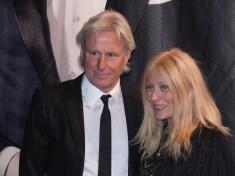 Björn Borg med fru
