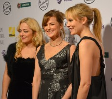 Lia Boysen, Marie Richardsson & Moa Gammel
