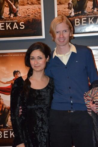 Sakine Madon & Daniel Månsson