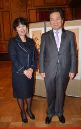 Minister Gwang-Sup Han & Wife