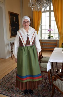 En härlig värmlandshälsning från Kerstin Magnusson, Östra Ämtervik.