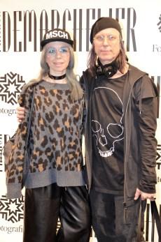 Sofia Geideby och Johan Schalin