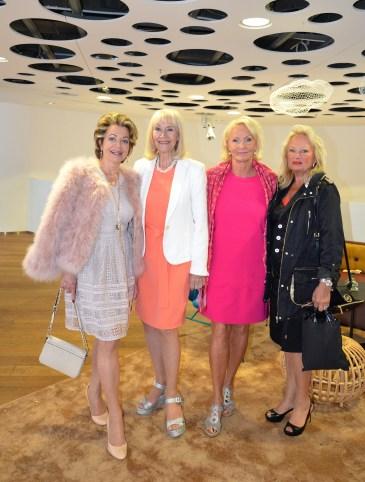 Yvonne Ekdahl & Birgitta Stubbing & Eva Rusz & Valentina Andersson