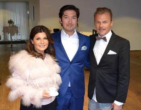 Carola & Jimmy Källqvist & Leonard Johansson
