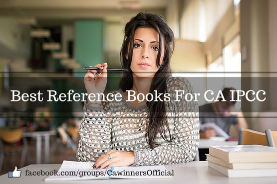 Best Reference Books For CA IPCC