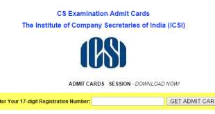 Forgot CS Roll Number How to Check CS Result June 2017