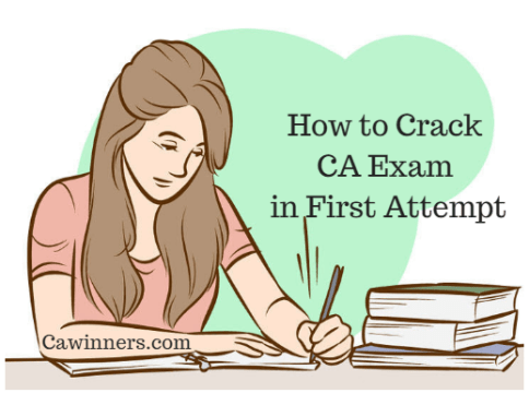 How to Crack CA Exam in First Attempt