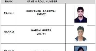 CS Professional Merit List Dec 2016
