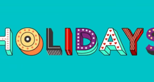 List of Gazetted Holidays 2017 For Central Government Employees