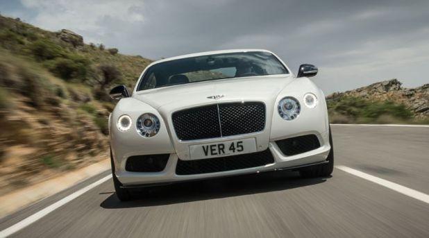 Shahrukh Khan Bentley-Continental-GT