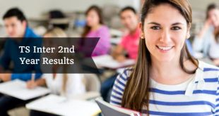TS Inter 2nd Year Results 2018