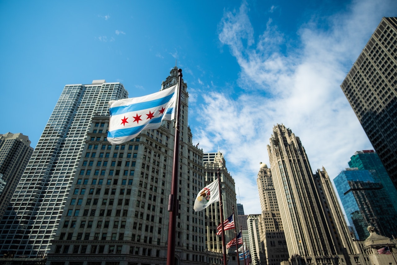 Chicago Office Real Estate Market - Cawley Chicago 2020