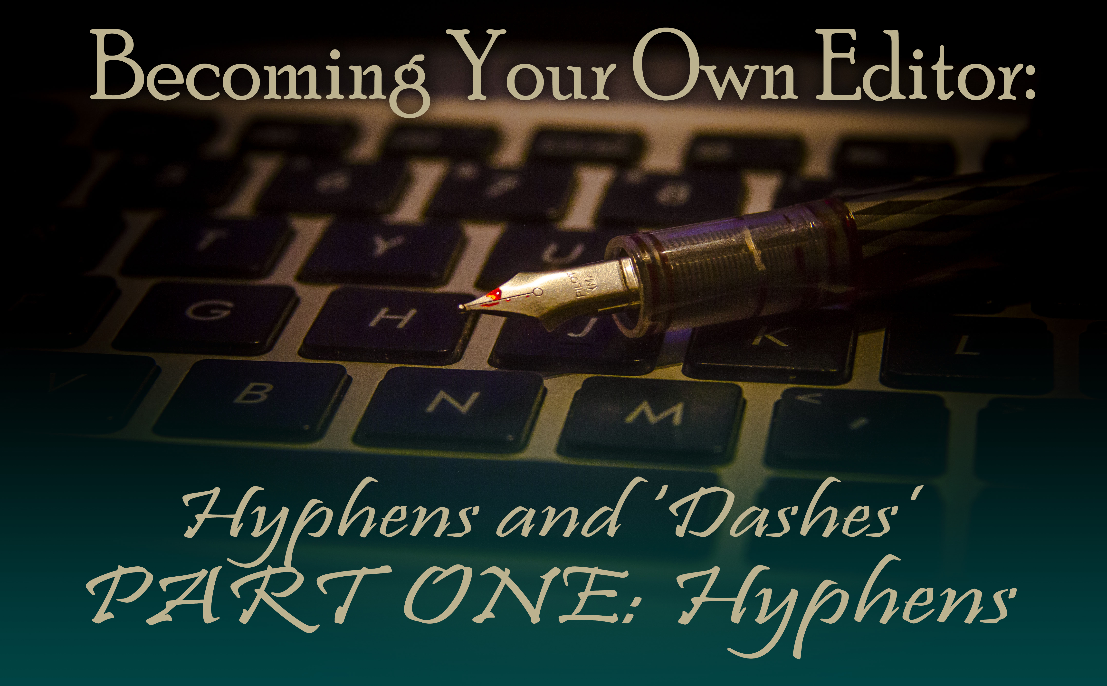 Hyphens And Dashes Hyphens