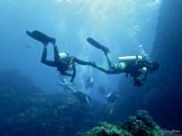 Diving @ Richelieu Rock, Thailand