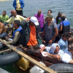 Cuban migrant numbers climb again