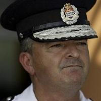David Baines, Cayman Islands Commissioner of Police Photo by Dennie Warren Jr