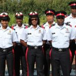 Eight new cops to hit the streets