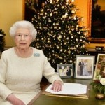 Queen speaks of light in darkness, Archbishop warns of end times