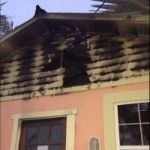 Owner believes house fire was arson