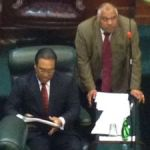Opposition rails against adjournment
