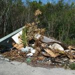 Fly tipping plagues Bodden Town