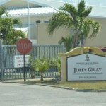 Opposition calls for school over port