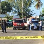 Gunman has hostage after West Bay killing