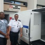 Foiled cash van robber gets ten years in jail