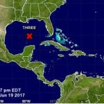 Tropical Storm Bret heads towards Trinidad