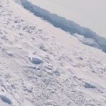 Trillion ton iceberg breaks off from Antarctica