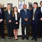 Courts laud success of first Caymanian judicial intern
