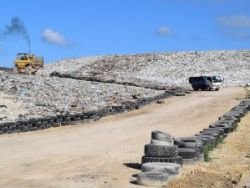 Cayman News Service, Cayman Islands landfill