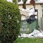 Garbage collection troubles continue