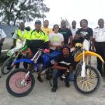 Ten bikers show up for legal initiative