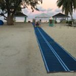 Mobi-mat rolled out for disabled beachgoers